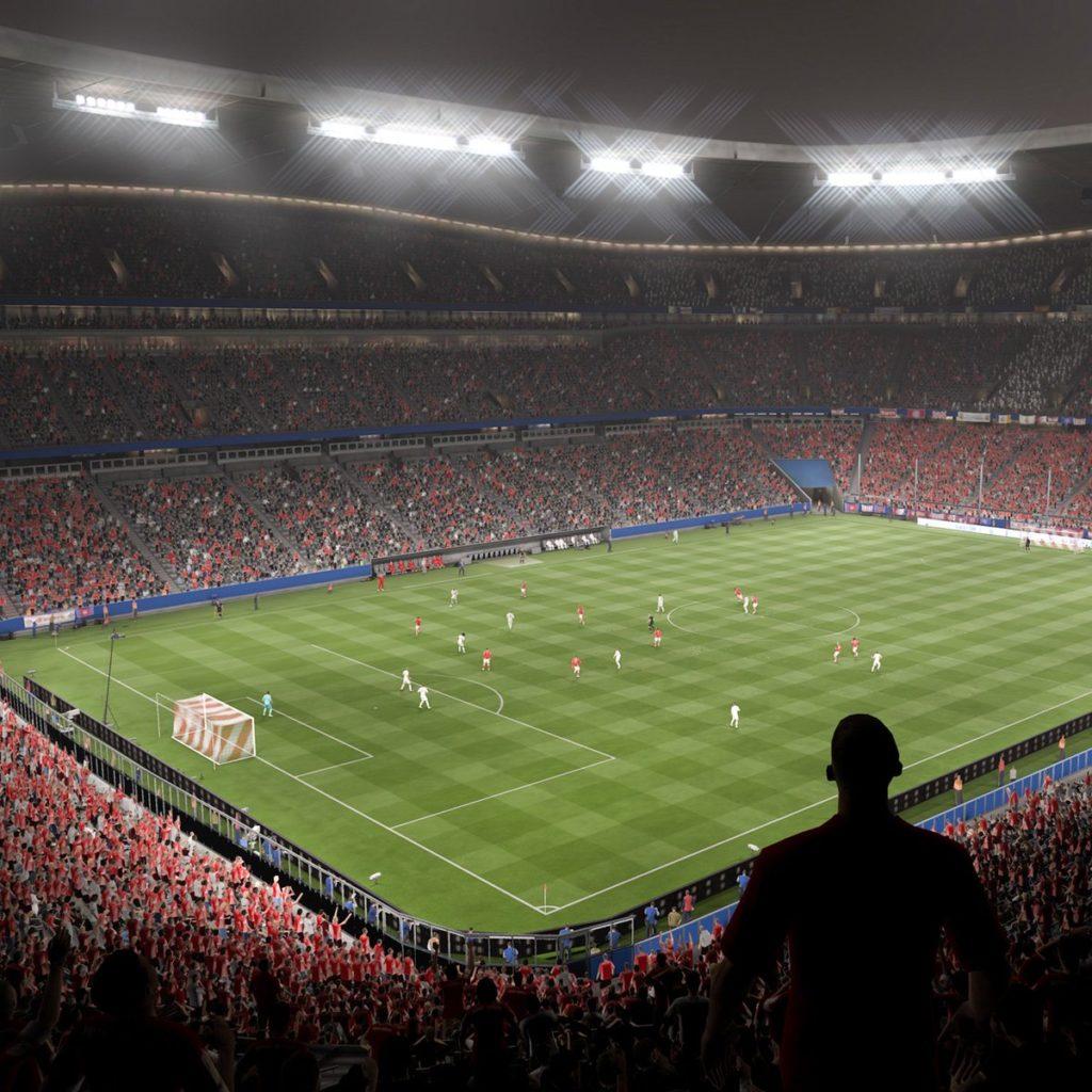 Allianz Arena Fifa 17