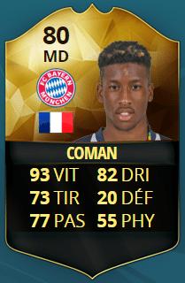 Notes Coman Fifa 17