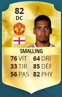 Smalling Fifa 17