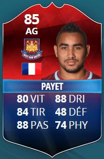 Payet Fifa 17