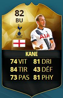 Kane fifa 17