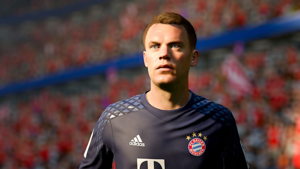 Manuel Neuer - Fifa 17