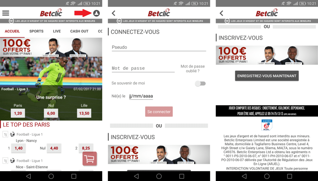 INSCRIPTION-BETCLIC-APP
